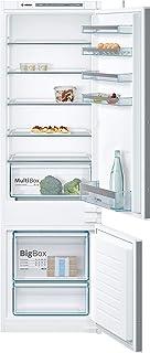 Bosch 272 Liters Built In Bottom Freezer Refrigerator, KIV87VS30M, 1 Year Warranty