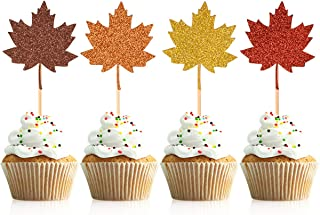 Best maple leaf cake toppers Reviews