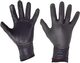 O'Neill 2018 Psycho 3mm Double Lined Neoprene Gloves Black 5104