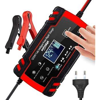 12 V RING RESC608 Chargeur Batterie Intelligent 7 Niveaux// Analyseur 8 Amp