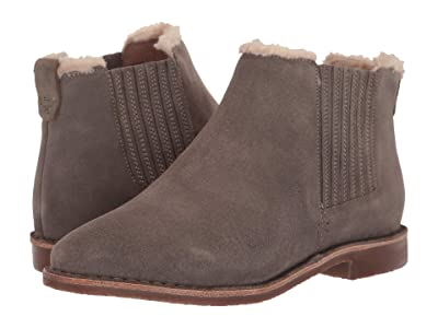 Seychelles Pool Cozy (Taupe Suede) Women