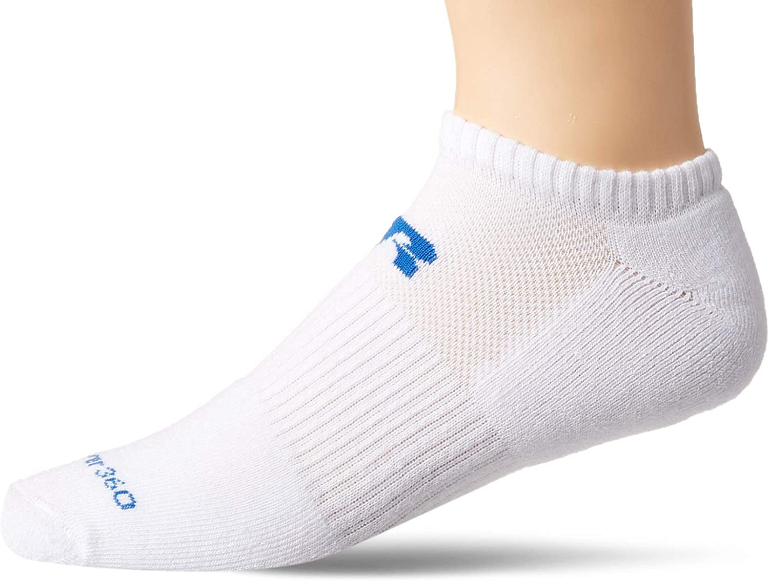 Russell Athletic mens No Show Socks