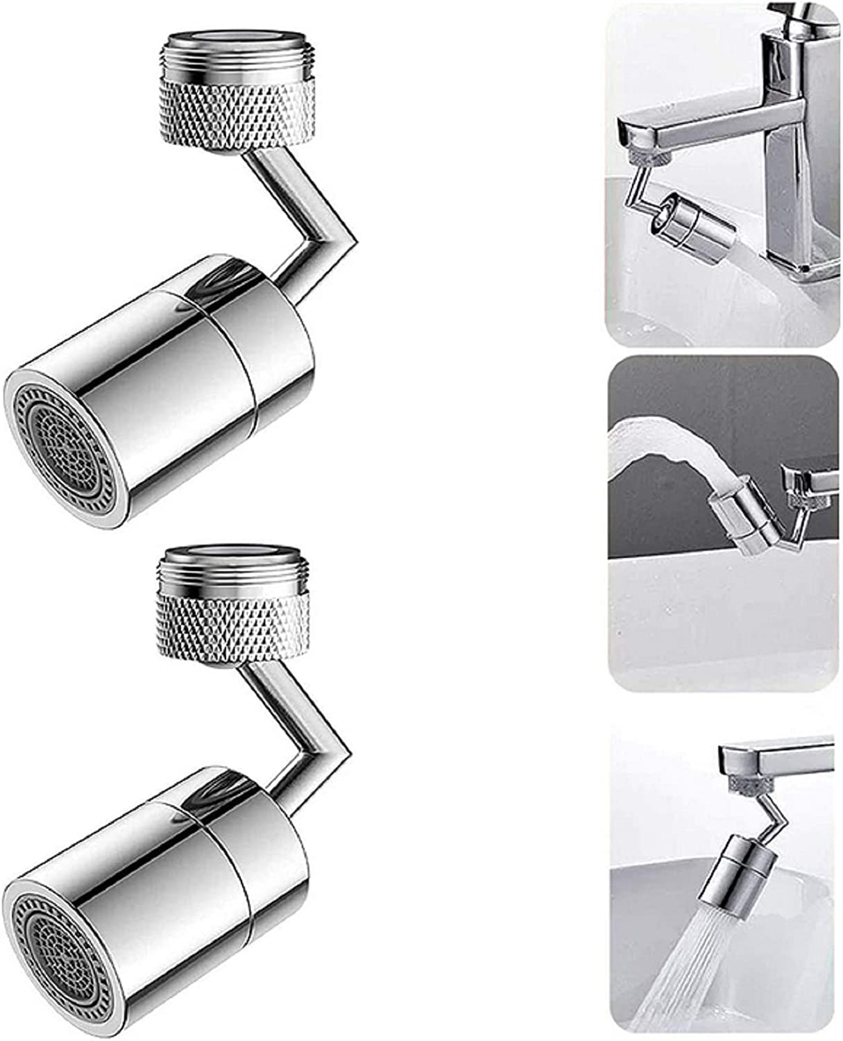 Columbus Mall Universal Splash Filter Faucet Double Rotate Fau Max 50% OFF O-Ring- 720°