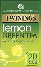 Twinings - Lemon Green Tea - 40g