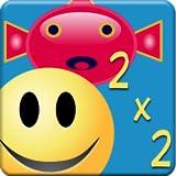 2x2 Easy Multiplication Tables Lite