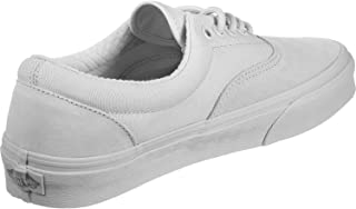 Vans Unisex Era Skateboard Shoes ((Military Mono) Micro Chip, 10 M US Women / 8.5 M US Men)