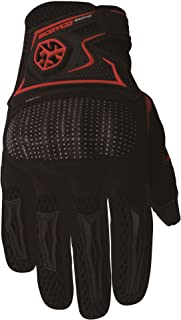 CRAZY AL'S MC23 Gloves Professional Motorcycle Motocross Racing Full Finger Gloves Sportswear Red Black Blue M/L/XL/XXL