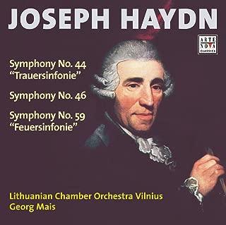 Haydn: Symphony No. 44, 46 And 59