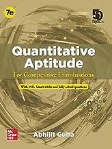Quantitative Aptitude for Competitive Examinations | 7th Edition