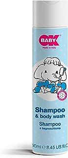 Ok Baby Shampoo & Body Wash for Babies - 250 Ml