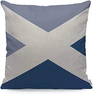 scottish flag bedding