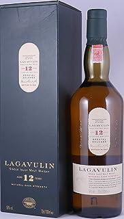 Lagavulin 1990 12 Years 1st Special Release 2002 Limited Edition Islay Single Malt Scotch Whisky Cask Strength 58,0% Vol. - limitierte alte Abfüllung eines großartigen Islay Single Malt!