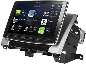 "Alpine Electronics iLX-F309TND Alpine Electronics ILX-F309TND 9"" in-Dash Mech-Less System for 2014-up 4-Door Toyota Tundra"