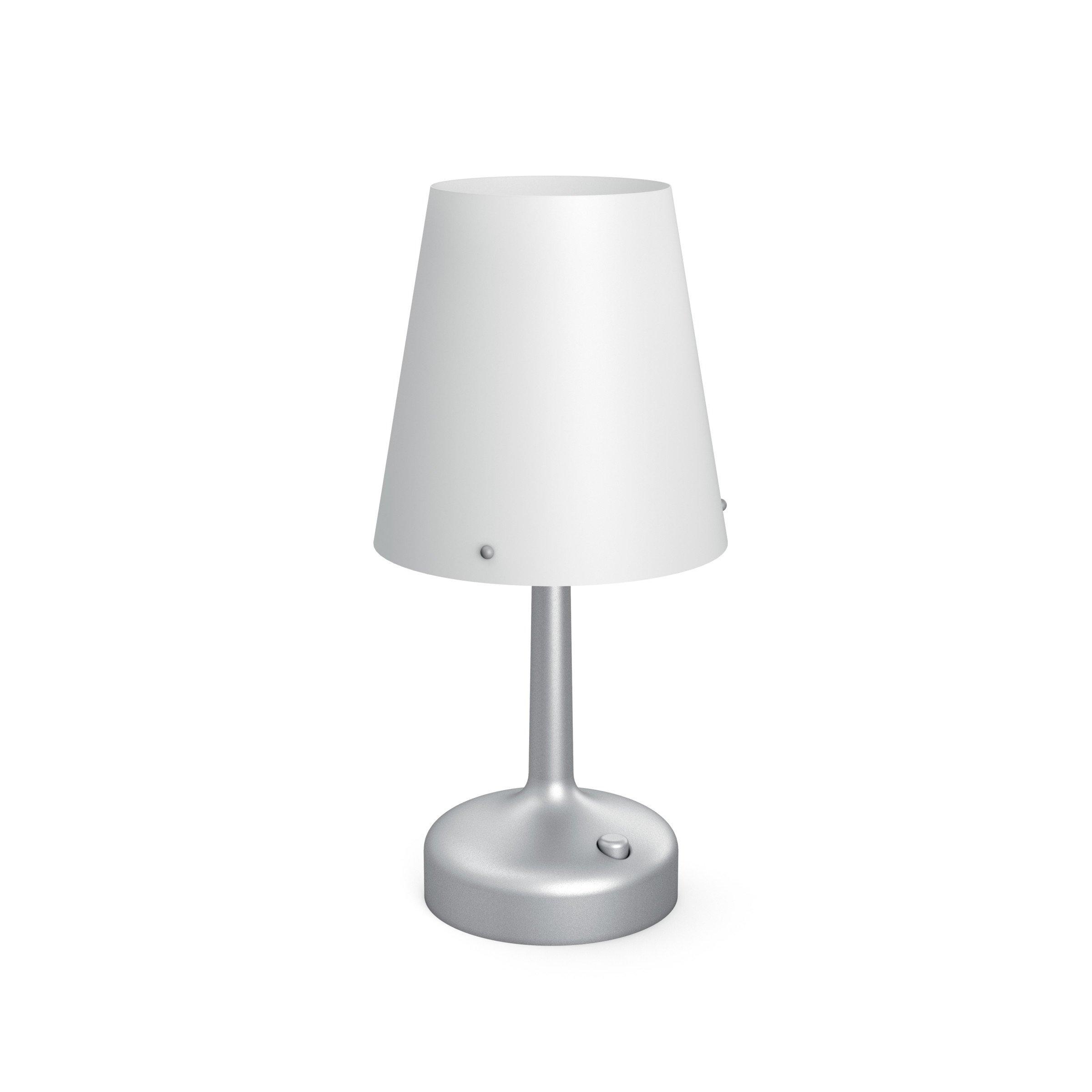 Philips 7179648P0 Lámpara de mesa, IP20, nivel de