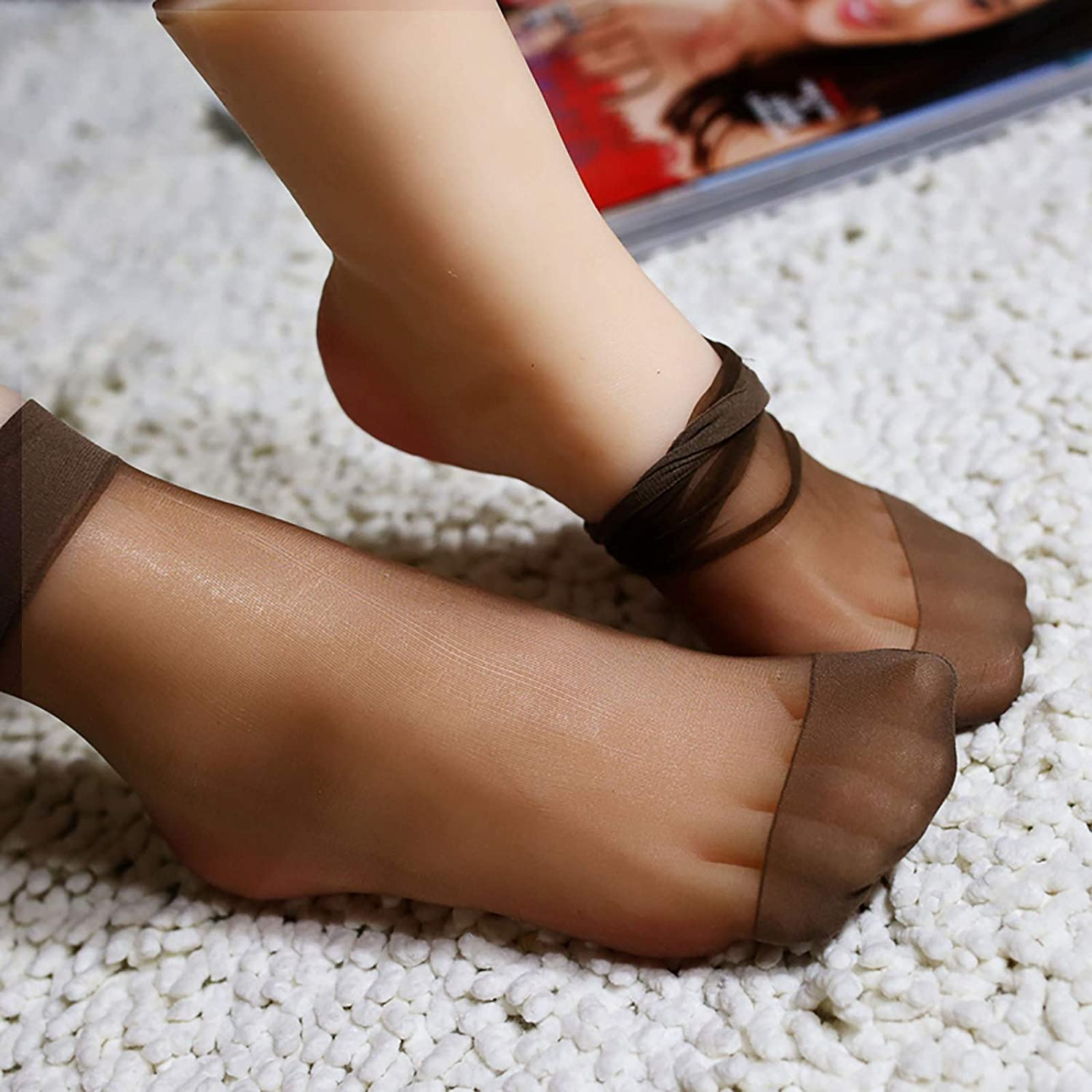 XIAOQIAO Silicone Lifesize Female Time sale Mannequin Surprise price Shoes Foot Cha Ankle