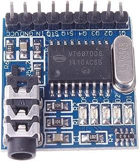 SMAKN® XD-61 MT8870 DTMF decoder module telephone voice module