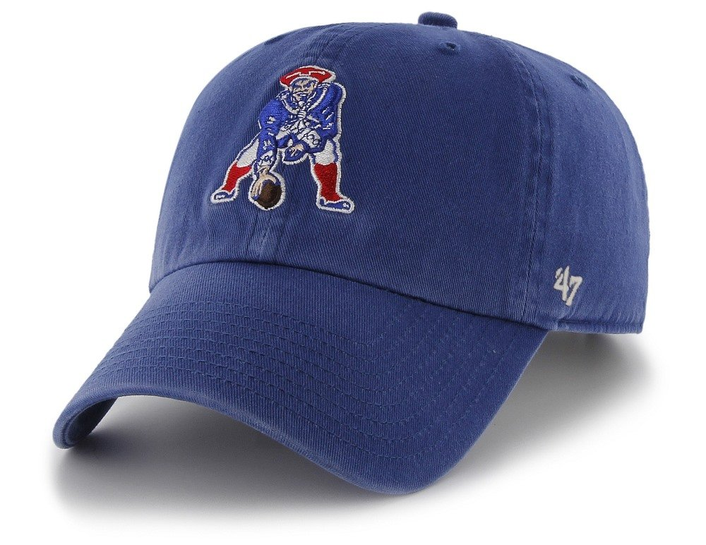 47 Brand New England Patriots Clean Up Cap Throwback Logo Royal Blue Buy Online In Guatemala 47 Products In Guatemala See Prices Reviews And Free Delivery Over Q500 Desertcart