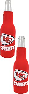 Official National Football League Fan Shop Authentic NFL 2-Pack Insulated Bottle Cooler