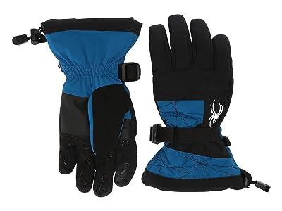Spyder Kids Overweb (Little Kids/Big Kids) (Old Glory) Extreme Cold Weather Gloves