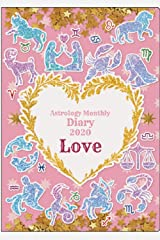 Love Astrology Monthly Diary 2020 Diary