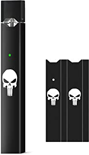 Punisher Skin Decal Vinyl Wrap for JUUL Vape Stickers