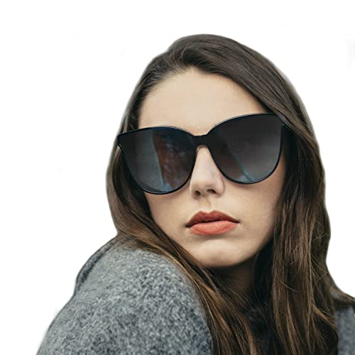 3a4194350c Womens Oversize Sunglasses  Amazon.com