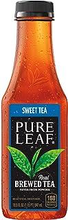 Pure Leaf Iced Tea, Sweet Tea, 18.5oz Bottles (12 Pack)