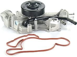 OAW CR4370 Engine Water Pump for Dodge Durango Pickup RAM 1500 2500 3500 & Chrysler Aspen V8 5.7L 2003-2008