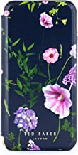 Ted Baker Fashion Premium Book Case for iPhone 11 Pro, Protective Cover iPhone 11 Pro for Professional Women/Girls - Hedgerow
