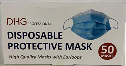 Disposable Protective Mask - 50ct