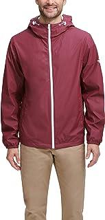 Men's Hooded Waterproof Rain Jacket