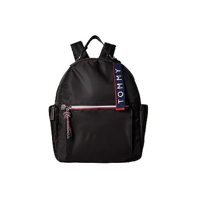 Tommy Hilfiger Lani Backpack (Black) Backpack Bags