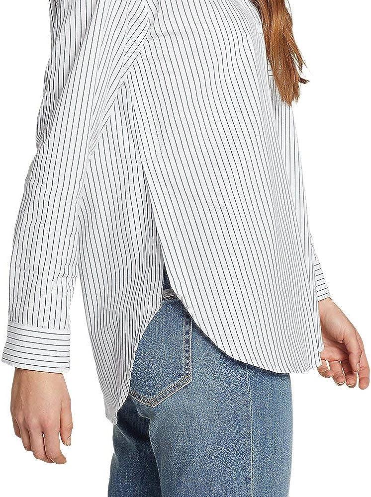 Eddie Bauer Women's On The Go Long-Sleeve Shirt