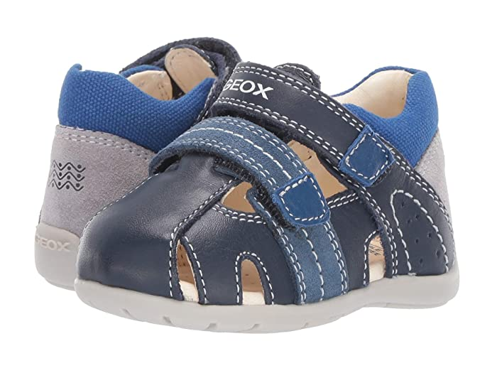 Geox Sandals and Slippers for Girls, Colour Blue, Brand