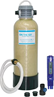 On The Go Spotless Portable Mixed Bed Deionizer