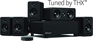Monaco 5.1 Plus Axiim Link Immersive Wireless Home Audio System for LG 2019-2020 OLED and NanoCell TVs, Xbox One, PC/Mac. Tuned by THX, WiSA, 24-Bit High Resolution Audio System with 270W Total Power