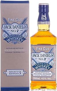"Jack Daniel""s Legacy Edition No 3 - Tennessee Whiskey 1 x 0.7l, 43% Vol."