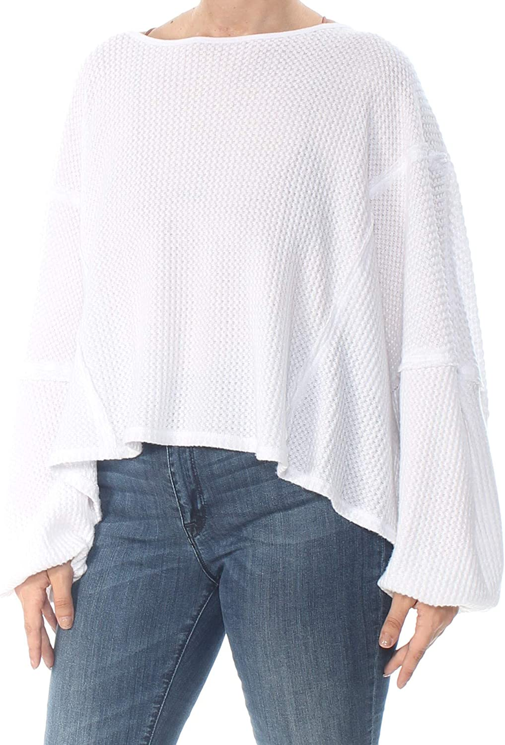 Free People Women's Lover Me Thermal Sweater