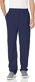 Men's EcoSmart Open Leg Fleece Pant with Pockets
