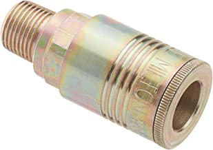 "Milton 1806 3/8"" MNPT P Style Coupler - Box of 5"