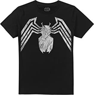 Marvel Men's Venom Emblem