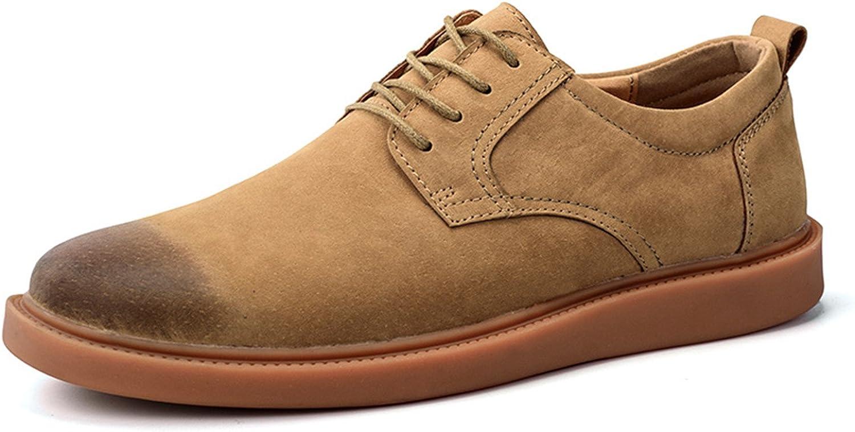 Thadensama Hot Sale läder skor män Handgjorda Mode British 2018 2018 2018 Springaa Lace up herr skor Casual  sälja som heta kakor