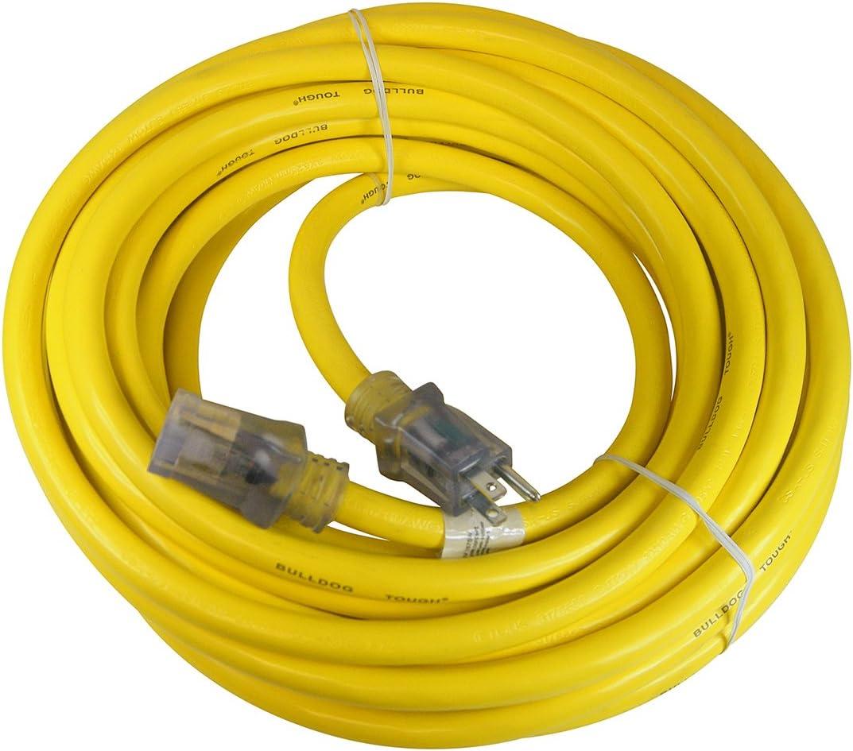 Prime Wire Cable Fresno Mall LT511930 Ultra Extensi El Paso Mall Duty SJTOW Heavy
