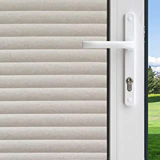 Gila 50188236 Film-36 x6.5 Faux Shades Decorative Privacy Control Static Cling Window Film 36 x 78-INCH (3 6.5 ft.), 36in x 78in
