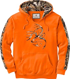 Legendary Whitetails Men's Camo Outfitter Hoodie Hoodie