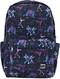 Loungefly x Disney A Goofy Movie Powerline AOP Laptop Backpack