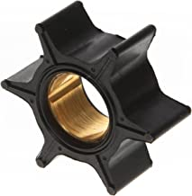 REPLACEMENTKITS.COM - Water Pump Impeller Replaces Mercury 47-89983T 30 35 40 45 50 60 65 70HP - Black