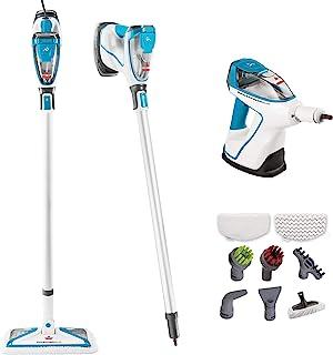سیستم تمیزکننده بخار کف کف باریل PowerFresh باریک ، مپ بخار ، بخار دستی و ابزار تمیز کردن ، و ابزار بخار لباس ، 2075A