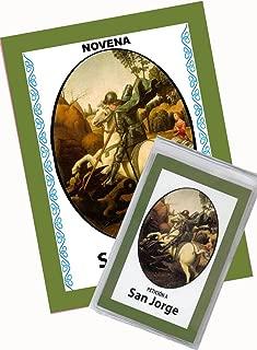 Novena De San Jorge para que nos Ayude a Vencer Imposibles. (Corazón Renovado)