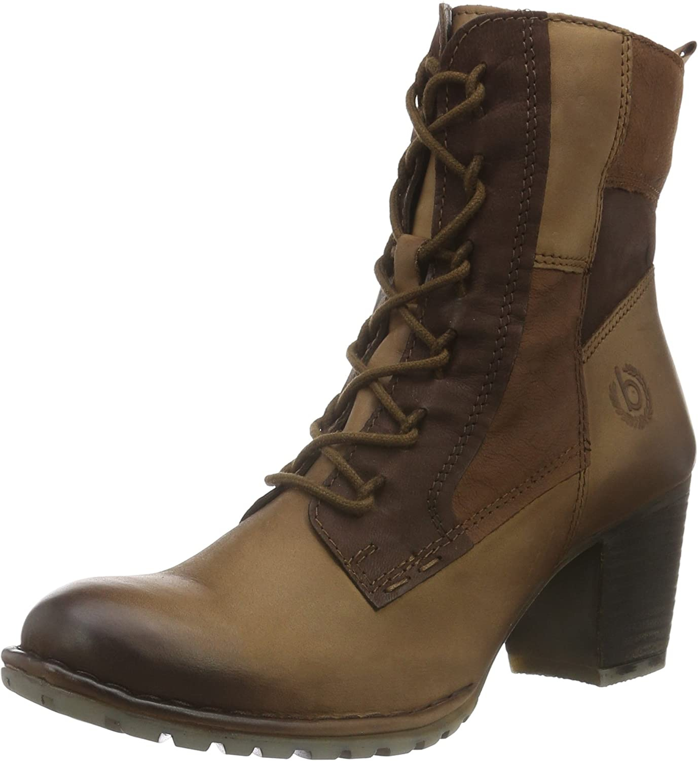 Bugatti Women Ankle Boots Brown, (brown) V52341G-600